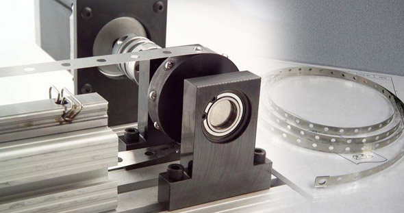 Stainless steel timing belt for high accuracy