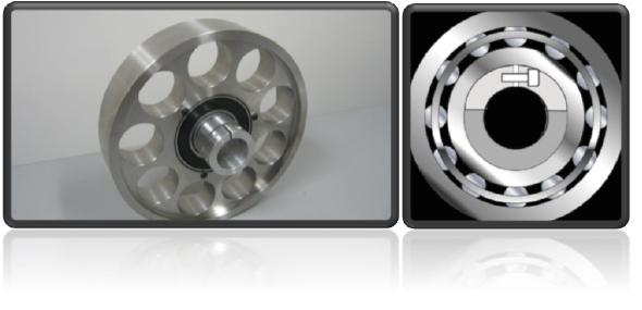 ISP轮-图像和断面图