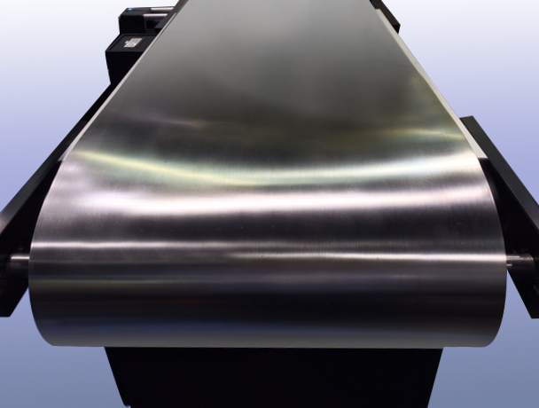 Conveyor System Upgrades to a Stainless Steel Belt for Perfect Product Handling