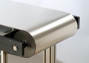 endless metal conveyor belts