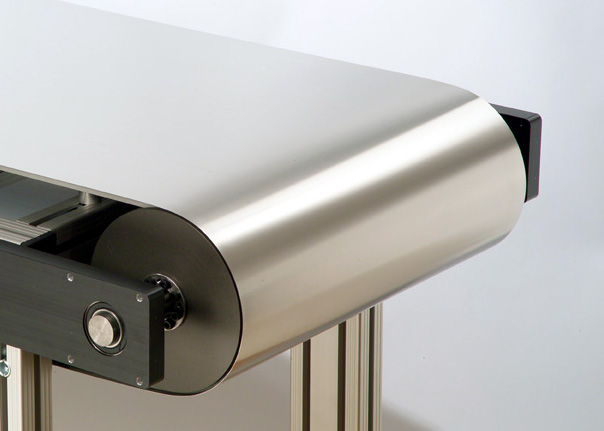 Seamless Pvc Production With Endless Metal Conveyor Belts