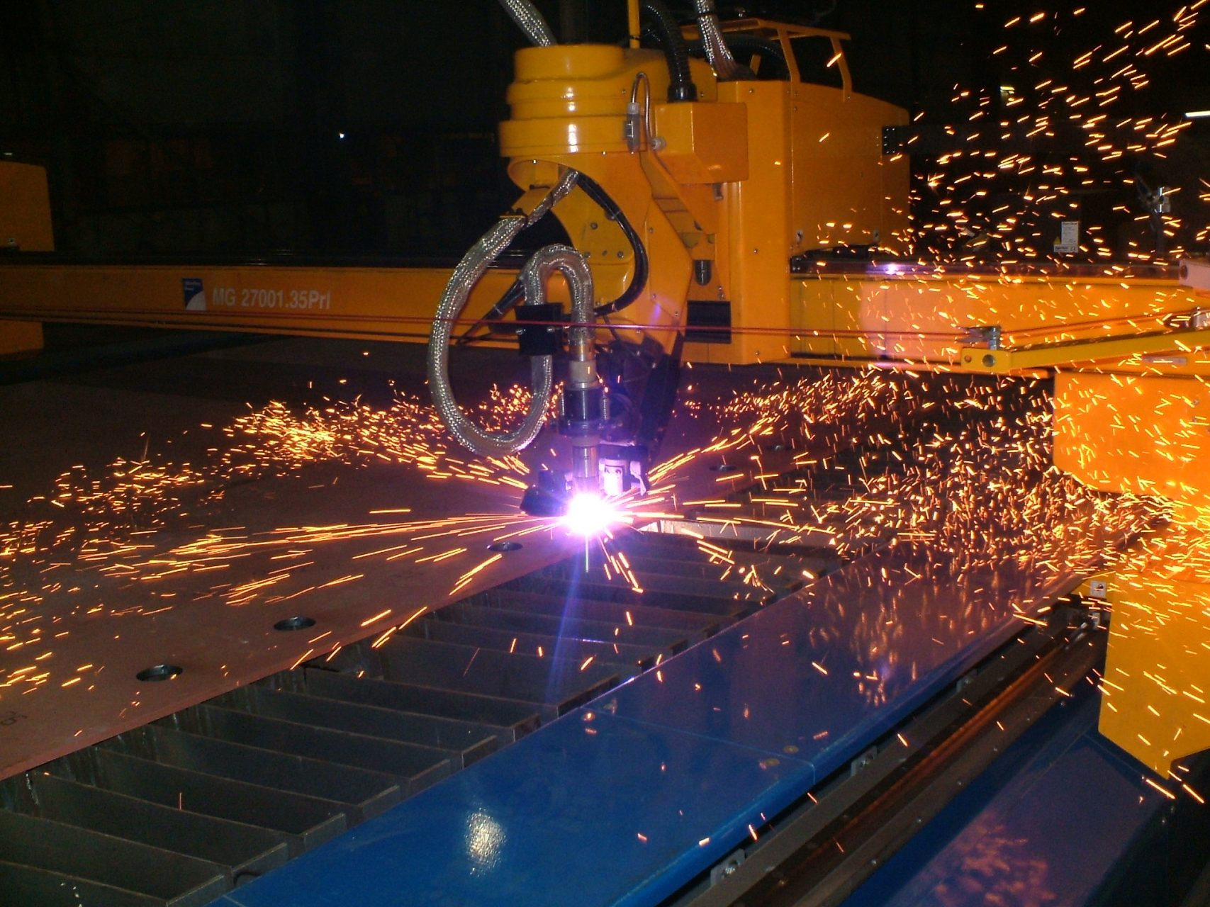 Laser Cutting and Custom Perforation Metal Belts